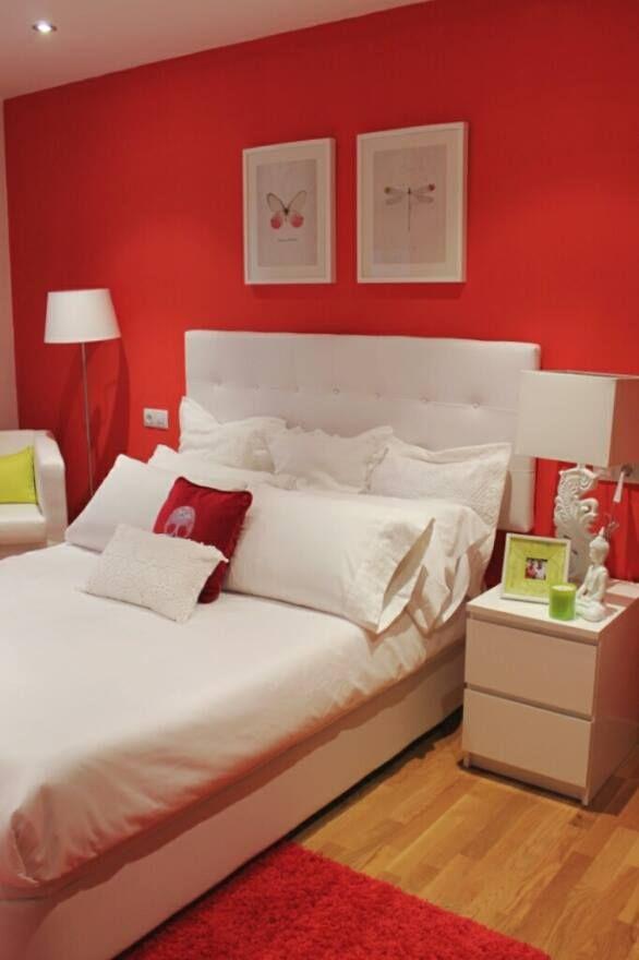 Ideas De Decoracion Para Dormitorios ~ Dormitorio de la ganadora del concurso Canap? abatible y cabecero de