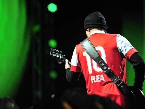#Flea #IndependienteSantaFe #SantaFe #Bogotá #RedHotChiliPeppers #Bass