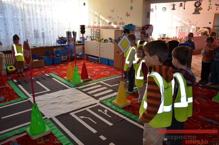 Bezpečnosť našich detí musí byť prioritou číslo 1 - cestou je vhodná prevencia   Bezpečné mesto