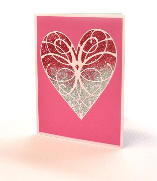136 best images about Memory Box Heart Cards – Valentine Heart Cards