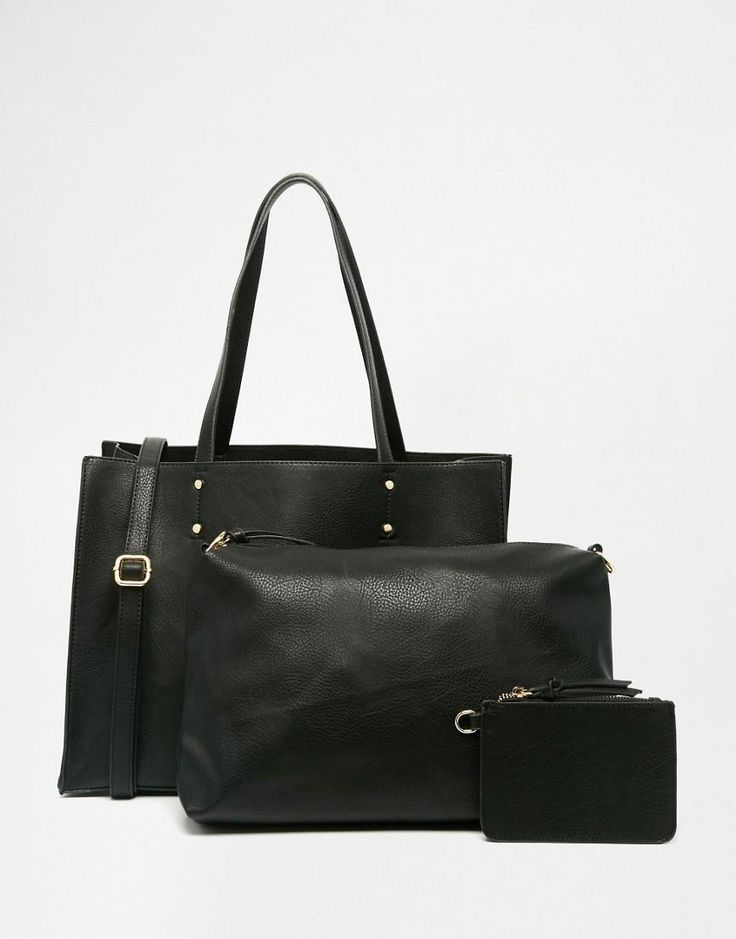 Oasis | Oasis Tote Bag with Removable Inner at ASOS