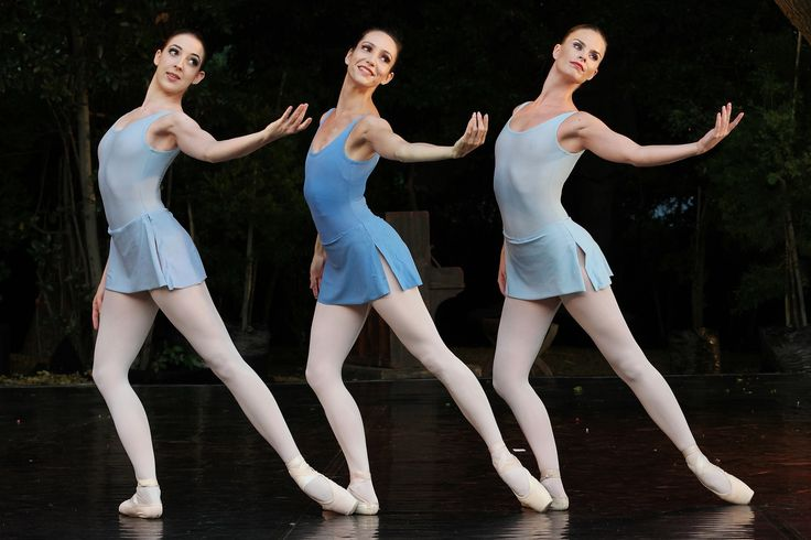 Cape Town City Ballet | 2016 | Shades of Love -Claire Spector, Kim Vieira and Angela Cohen | © CTCB