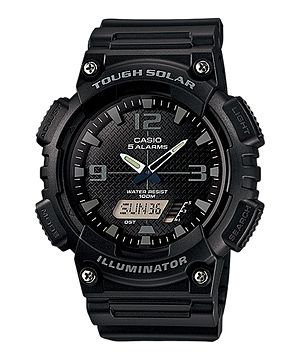 Casio AQ-S810W-1A2V Tough solar