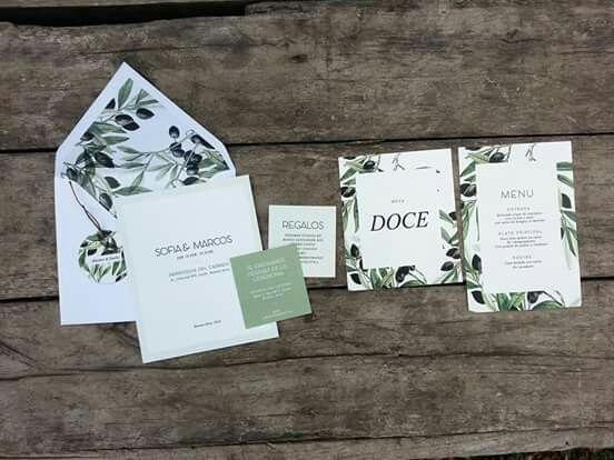 Casamientos INTHESKY.COM.AR #Invitaciones #boda #cute #souvenirs #carteles #guirnaldas rnaldas
