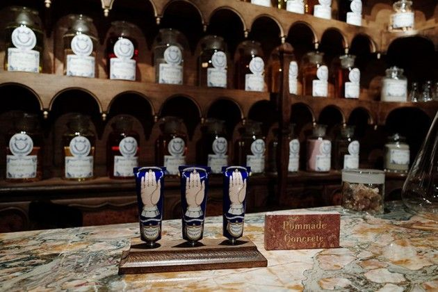 Buly 1803, Victoire de Taillac by Ramdane Touhami, the man who made Cire Truden international success now has revived 18th century perfumery BULY.