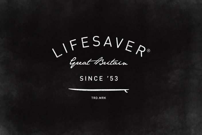 Surf Life Savers GB — Surf Board