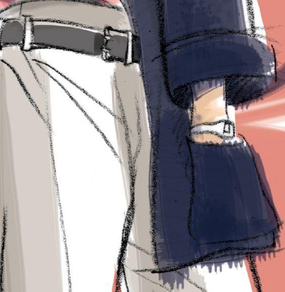 Modèle veste oversize Femme - Modèles Femme - Phildar