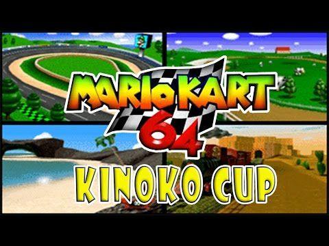 Let's Play MARIO KART 64 Kinoko Cup Extra (Japan) #04 | Goars Gamer - YouTube