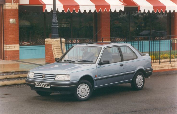 Peugeot 309 Zest