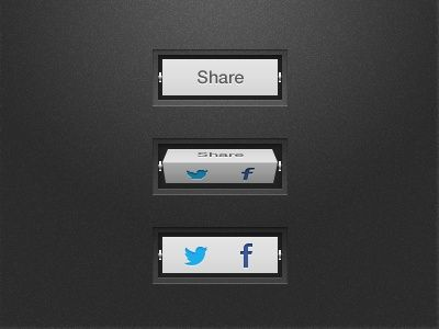 """""""Share Spinner""""...UX and UI inspiration."""