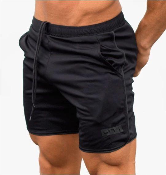 Hot Sale 2018 Mens Shorts Casual Bermuda Brand Sexy Sweatpants Male Fitness Shorts Men Fashion Men Short Summer Fast Drying XXXL