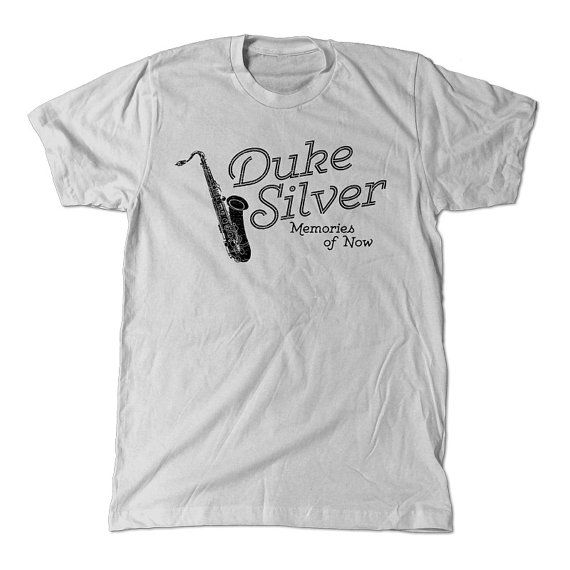 Duke Silver T-Shirt Parks And Rec Ron Swanson by TeeBerryShirts