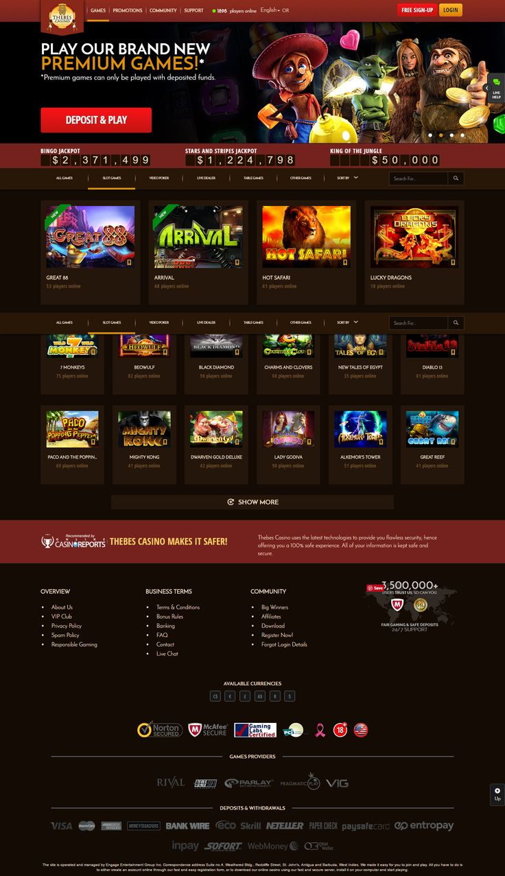 Online Casino For Sale