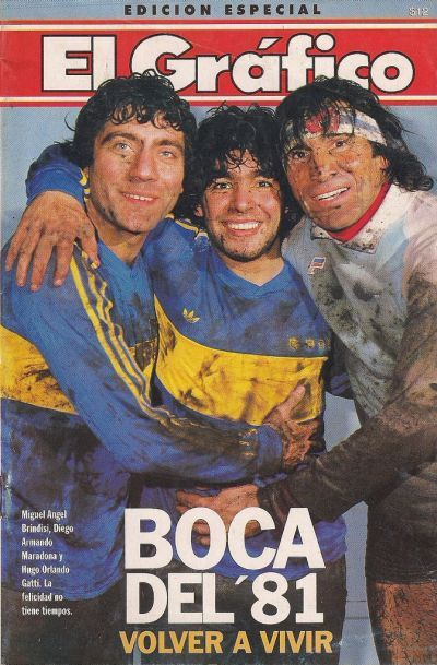 Boca Juniors - Diego Armando Maradona #calcio #sport #argentina #storia #cover