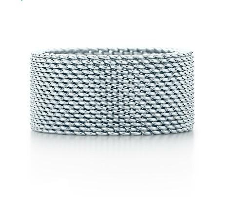 Tiffany Somerset Bracelet / Pulsera Somerset de Tiffany   #tiffany #joyeria #somerset