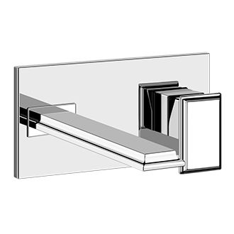 Best FIXTURES GESSI Images On Pinterest Wall Mount - Contemporary waterfall faucets riflessi from gessi