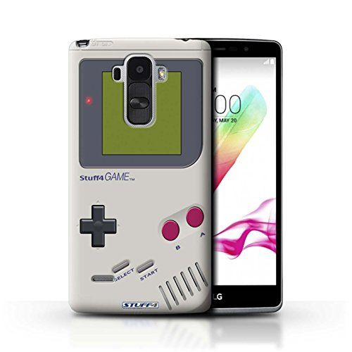 STUFF4 Phone Case / Cover for LG G4 Stylus / Nintendo Game Boy Design / Games Console Collection