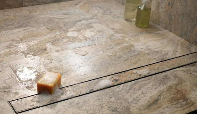 Curbless Shower Drain - MUST HAVE!!!