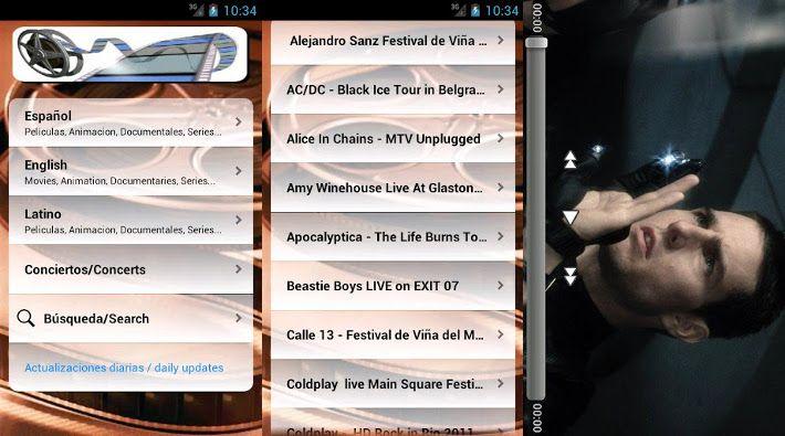 7 aplicaciones Android para ver películas gratis online