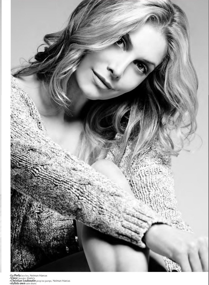 Elizabeth Mitchell always thought she was so pretty