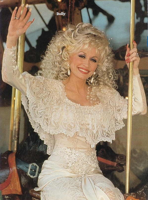 Dolly Parton @ Dollywood