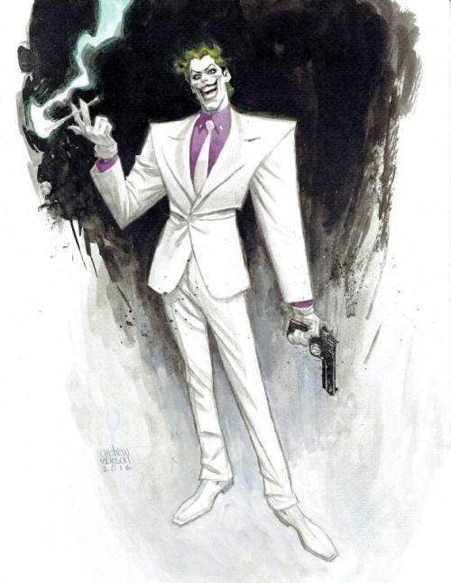 The Joker - Andrew Robinson