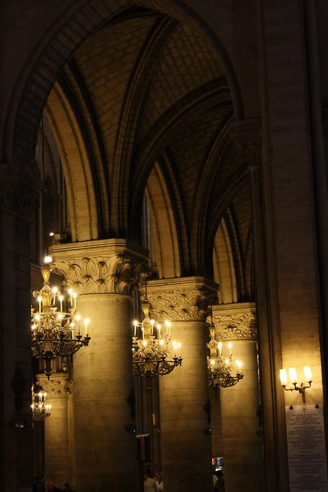 Notre Dame (Paris, France). Beautiful ~