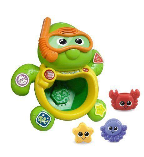 Vtech Bath Friends Turtle Toys For Tots