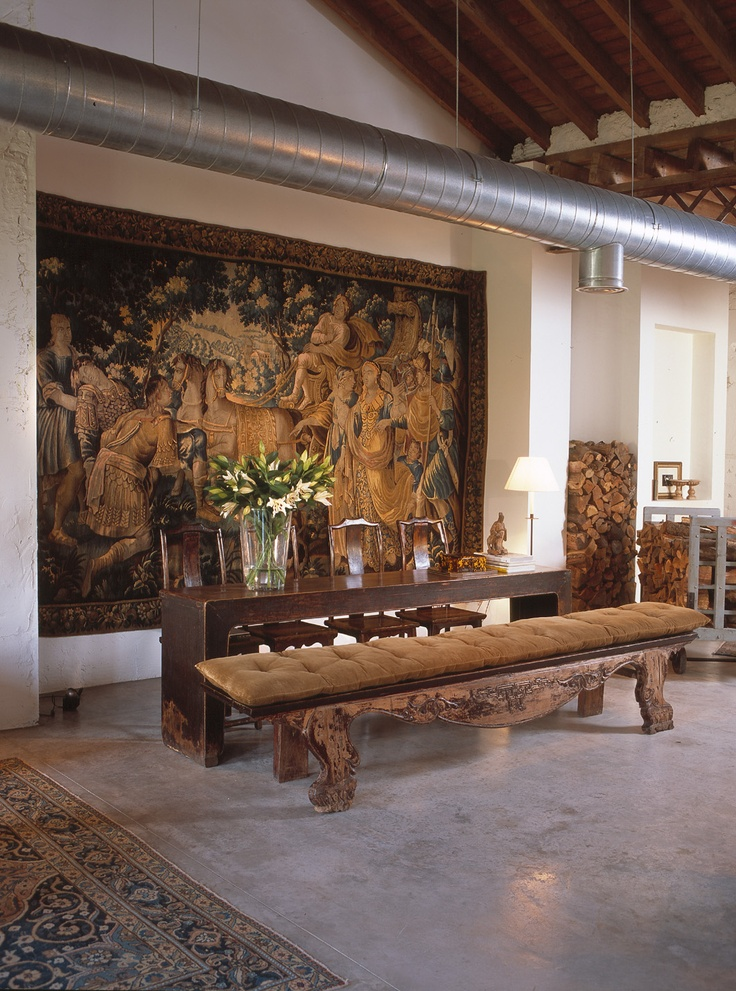 25 best azultierra images on pinterest loft loft - Azul tierra barcelona ...