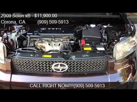 2009 Scion xB Hatchback 4D for sale in Corona CA 92879 at P http://youtu.be/CPSTDoq5kGA