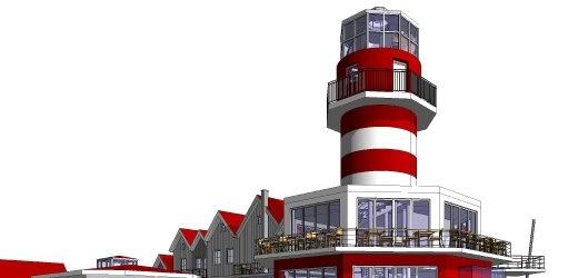 Lausitzer Seenland: Zum Schlafen in den Leuchtturm