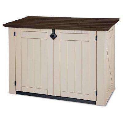 Keter Store it Out XL Plastic Garden Storage Box - 1300 Litre Capacity - Bike Storage - Garden Buildings Direct