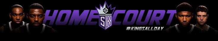 The Sacramento Kings Homecourt central that I developed for the 2011-12 season.