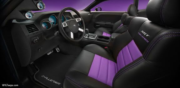 Looks Like Purple Is On For 2010 - Page 5 - Dodge Challenger Forum: Challenger & SRT8 Forums