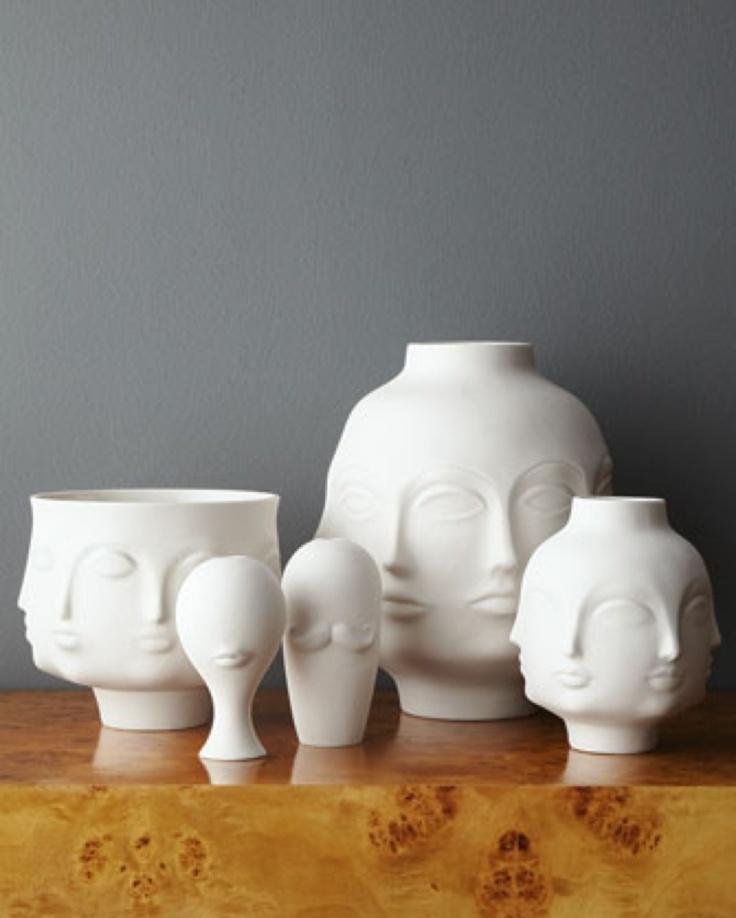 Jonathan Adler White Ceramics
