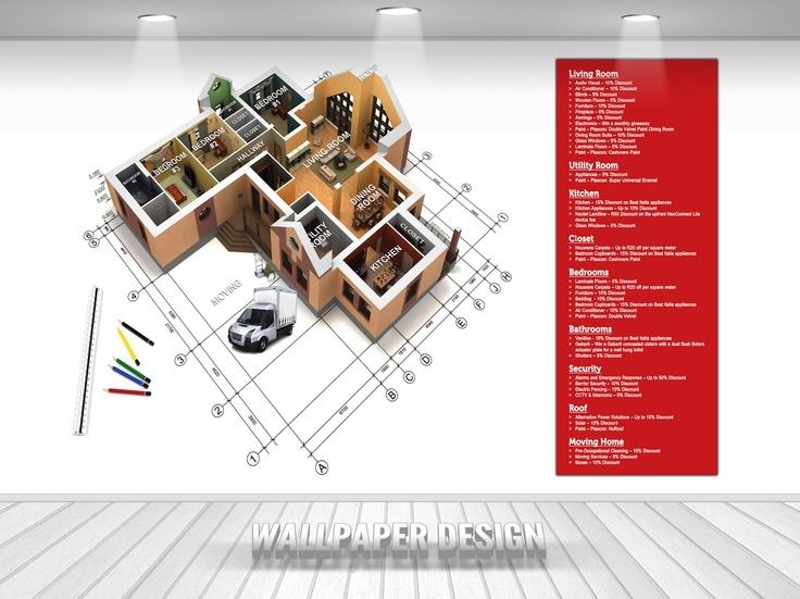 One Call Expo Wallpaper Design