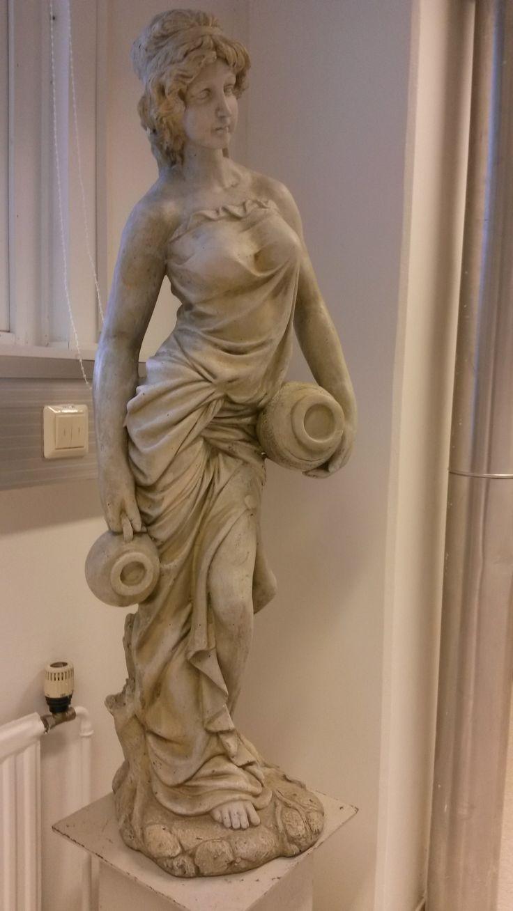 #västranylandslandskapsmuseum #statue #EKTAMuseumCenter