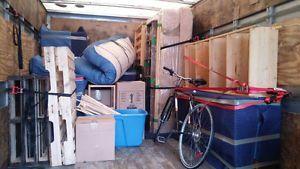 Déménagement Pas Cher !! 55$/h pour 2 déménageurs   camion !!