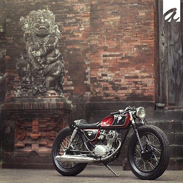 aka Honda CB125...wow!