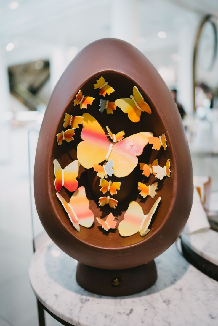 17 best godiva atelier easter eggs images on pinterest were not fooling you our giant atelier easter egg is a whopping 66cm negle Images