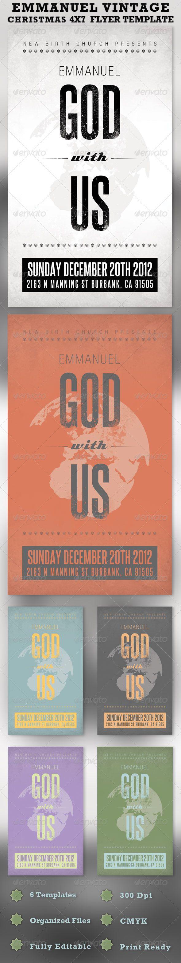 top 25 ideas about media faith church psd flyer emmanuel christmas church flyer template