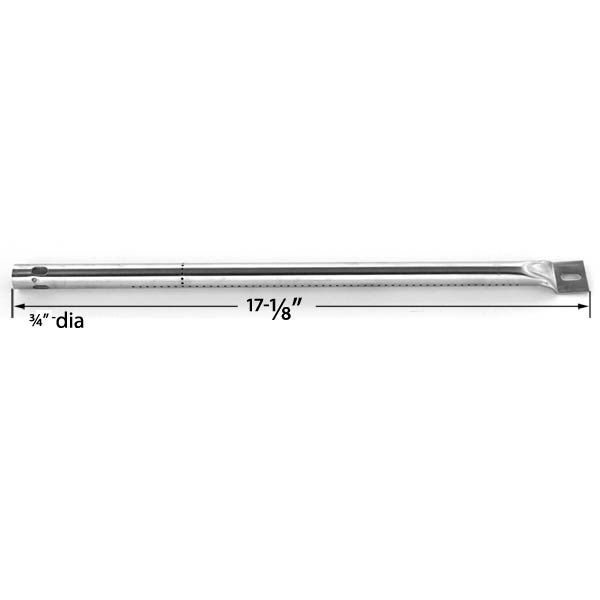 REPLACEMENT STAINLESS STEEL BURNER FOR SUREFIRE SF278LP, AMANA AM26LP AND TUSCANY CS784LP GAS GRILL MODELS Fits Compatible Surefire Models : SF278LP, SF308LP, SF34LP, SF892LP Read More @http://www.grillpartszone.com/shopexd.asp?id=34864&sid=16038