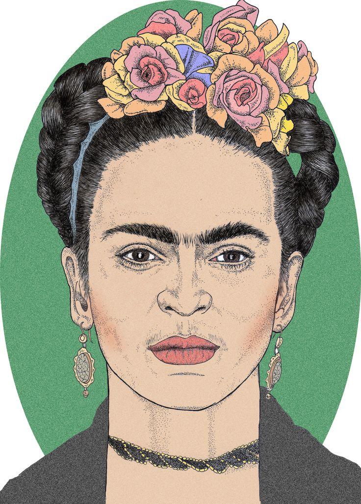 Frida Kahlo (1907-1954) | frida | Pinterest | Frida kahlo ...