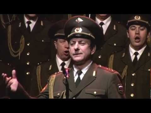 Red Army Choir - Dark Eyes (Очи чёрные) - SUBTITLES - YouTube