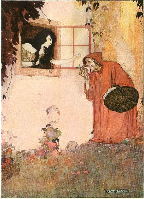 The Art Of Disney's Gustaf Tenggren | fairy and folk tales ...