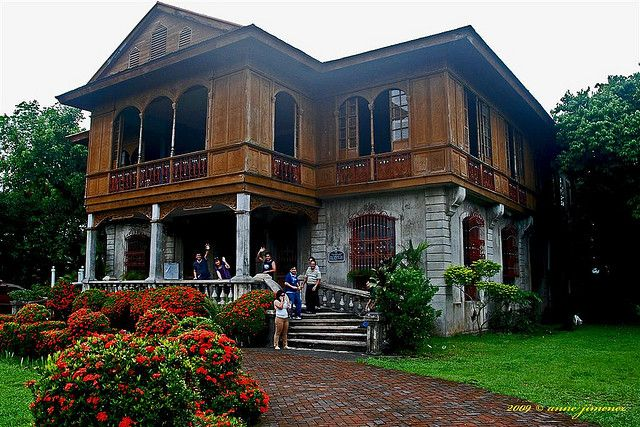 balay negrense in silay negros occidental during the On filipino style house