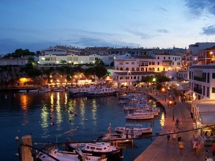 Menorca, Spain  Port Mahon...surely one of the tops!