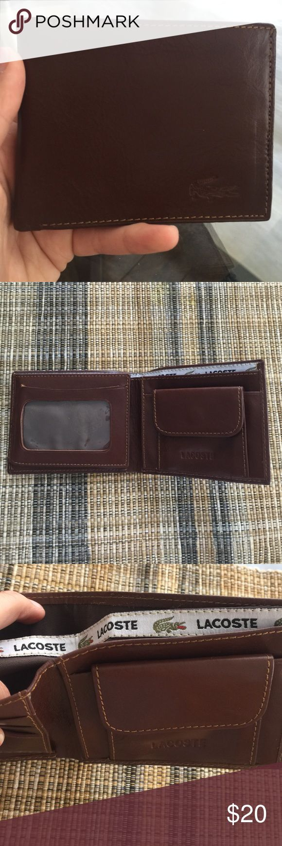 Lacoste Wallet Men