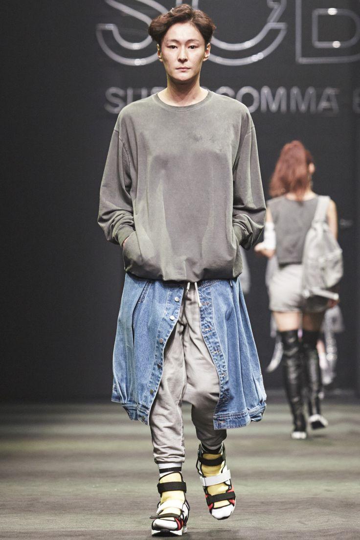 Supercomma B Seoul Spring 2016 Fashion Show