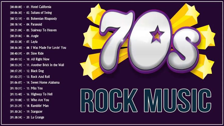 Best of 70s Rock | 70s Classic Rock Music Hits | Greatest 70s Rock songs